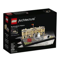 New LEGO Architecture Buckingham Palace 21029 Landmark Building Set Fast 2d Ship #LEGO