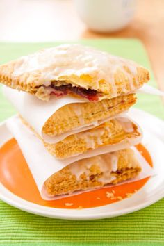 Joanne Chang's Homemade Pop-Tarts   Kitchn Fine Cooking Recipes, Cooking Tips, Flour Bakery, Bakery Cafe, Arts Bakery, So Little Time, Love Food, Cookies Et Biscuits, Just In Case