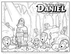 daniel coloring pages # 12