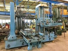 Milling Machine, Machine Tools, Metal Mill, Heavy Construction Equipment, Industrial Machine, Dream Machine, The Old Days, Metal Working, Old Things