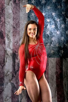 Maggie Nichols from 2016 U. Olympic Portraits,Olympics Maggie Nichols von der 2016 US Olympic Portraits Gymnastin Like: More from my. Gymnastics World, Gymnastics Photography, Gymnastics Pictures, Sport Gymnastics, Artistic Gymnastics, Olympic Gymnastics, Gymnastics Leotards, Gymnastics Equipment, Olympic Swimmers
