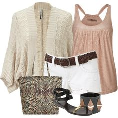Rose Feather, created by melindatg on Polyvore