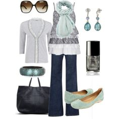 Fall-Winter 2016-2017Casual Outfits And Fashion Ideas For Women (36)