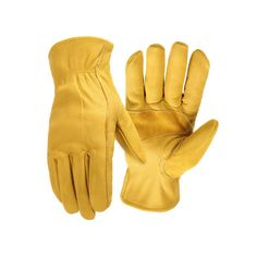 Looking for a good quality pair of gloves that won't bust the bank? Featuring sheepskin construction and a classic fit, these durable Roper riding gloves are a steal at $29.95 CAD. The longer cuff and reinforced suede palm provide increased coverage and protection. Motorcycle Riding Gloves, Cafe Racer Motorcycle, Motorcycle Leather, Motorcycle Gear, Mens Gloves, Leather Gloves, Leather Men, Work Gloves, Freedom Of Movement