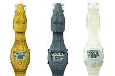 カバン ド ズッカ ウオッチ(CABANE de ZUCCa WATCH)から、1998年に発売された「SAFARI ZOO」シリーズを象徴するldquoワニモデルdquoが「CLOCK-DILE」と...