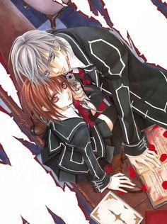 VAMPIRE KNIGHT Yuki Cross Zero Kiryu