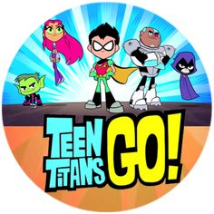 Teen Titans Go Characters (not done)
