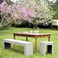 Möbel von Lyon Beton // Meet me at home // Food- und Designblog