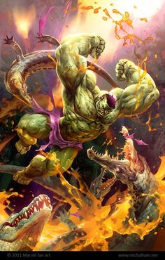 Hulk Undoubtedly The Most Strongest Hero in Both DC/Marvel Universes