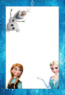 Frozen Free Printable Frames, Invitations or Cards. Frozen Free Printable Frames, Invitations or Cards. Frozen Free Printable Frames, Invitations or C Frozen Birthday Invitations, Frozen Themed Birthday Party, Disney Frozen Birthday, Free Frozen Invitations, Disney Invitations, Printable Frames, Free Printable, Frozen Cards, Frozen Activities