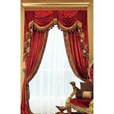 10 Fascinating Hacks: Basement Remodeling On A Budget Kitchen Cabinets basement plans tutorials.Basement Remodeling On A Budget Design finished basement poles.Basement Remodeling On A Budget Paint Colors. Red Velvet Curtains, Drapes Curtains, Drapery, Luxury Curtains, Traditional Curtains, Custom Drapes, Basement Remodeling, Basement Plans, Walkout Basement
