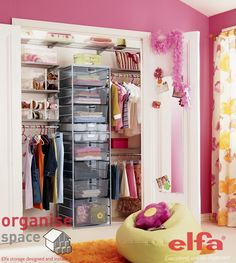Child's Room - Organisespace
