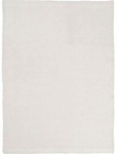 Asko Wool Rug White 200x300 cm