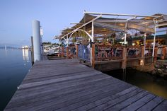On The Inlet Seafood Restaurant Port  Douglas