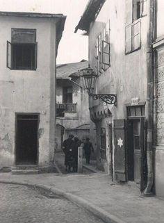 Tarnow Ghetto 1940