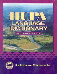 Hupa Language Dictionary. LBD