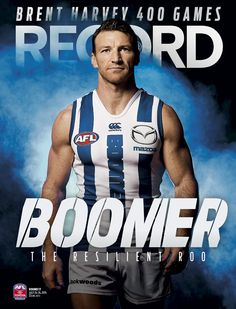 AFL Record | Round 17 | Cover