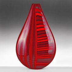 David Calles - Pimpollo- Pismo Fine Art Glass