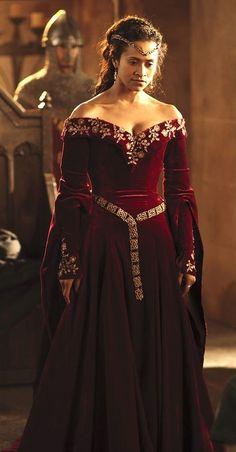 Merlin #costume #series: Bbc Merlin, Medieval Fantasy Fashions, Costume Fashion,