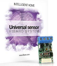 Universal sensor (Fibaro) Smart Home, Waves, Smart House, Ocean Waves, Wave, Beach Waves