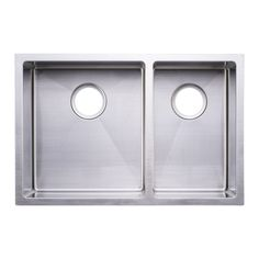 $209.99. Crafted from 16 gauge scratch-resistant commercial grade 304 stainless steel, premium satin finish.  The bottom of the sink has channel grooves to divert water for proper drainage. 3.5-inch drain opening is compatible with most garbage disposals available in the market.