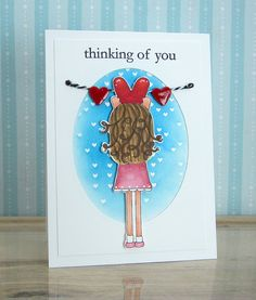 Adorable Card created by Kerilyn using Simon Says Stamp Exclusives