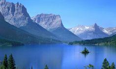 Yellowstone Lake Mary 1992