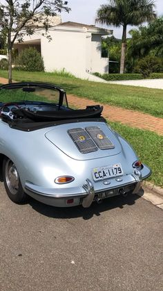 Citroen Ds, Porsche 356, Future Car, Sport Cars, Exotic Cars, Luxury Cars, Vintage Cars, Classic Cars, Bmw