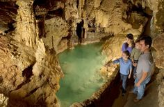 Looking to Visit Natural Bridge Caverns in San Antonio, TX? Find more information about this attraction and other nearby San Antonio family attractions and hotels on Family Vacation Critic. The Alamo, The River, River Walk, San Antonio Vacation, San Antonio Things To Do, Natural Bridge Caverns, Visit San Antonio, Texas Vacations, Emerald Lake