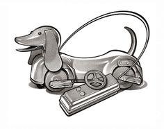 Toy Wienerdog