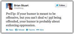 L'impolitesse du désespoir - article de sociologie sur l'humour comme mécanisme d'oppression