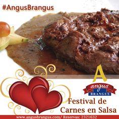 Hoy disfruta de nuestro Festival de Carnes en Salsa y de todos los placeres de la carne. #RestaurantesMedellín #Medellín #AngusBrangus #LasPalmas #Carnes #Vinos