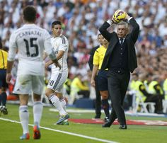 Real Madrid vs. Barcelona, 2014 El Clásico
