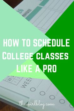 Stressed about your college schedule? Use these tips and tricks for scheduling all your college classes: simply and effortlessly. College Success, College Classes, College Years, Education College, College Life, College Hacks, College Dorms, College Students, College Basketball