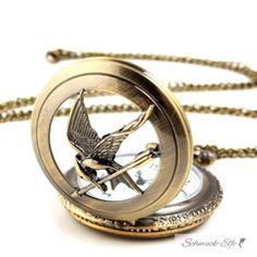 Taschenuhr XXL vintage mit Kolibri inkl. Halskette jetzt neu! ->. . . . . der Blog für den Gentleman.viele interessante Beiträge  - www.thegentlemanclub.de/blog