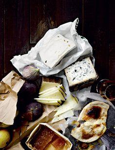 Resepti: Tasapainoinen juustotarjotin