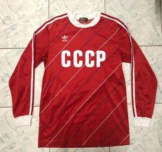 CCCP Soviet Union 1988 Russia No.10 Football shirt Soccer | Etsy Arsenal Shirt, Retro Football Shirts, Football Kits, Soviet Union, Russia, Soccer, Trending Outfits, Classic, Jackets