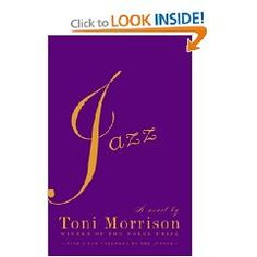 "A love story about a door-to-door salesman, his wife, and his teenage lover. The first Toni Morrison novel I read; it had me at ""hello""."