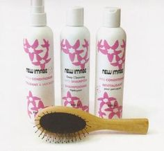 This hair care kit is good for use on any synthetic wigs or hairpieces, synththetic lace front or toupees to maintain regular cleansing, and care for a clean, healthy smelling and long lasting hairpiece.  This exceptional little kit comes complete with everything you need to keep your hair looking soft and natural every day at a great price!Its a great gift idea if you are purchasing a wig for someone you love.  Kits include Shampoo, Creme Conditioner, HairSpray and a Brush  Double click on…