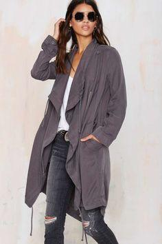 BB Dakota Kerrigan Anorak Coat