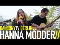 HANNA MÖDDER bei BalconyTVBerlin    https://www.balconytv.com/berlin https://www.facebook.com/BalconyTVBerlin