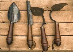 Hand-Forged Garden Tools #TERRAINsignsofspring