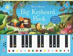 Learn to play 10 simple, well-known tunes on the sturdy keyboard attached to the book. Each note is represented with a different color and a different shape, which corresponds to the same color and shape on the keyboard, allowing even young children to pick up the tunes. Children will love being able to play with both hands on this keyboard!