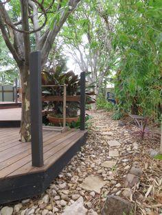 Emerald Kindy garden walk way