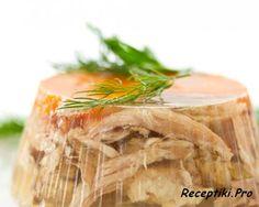 Холодец - рецепт новогоднего блюда из свинины