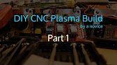 DIY cnc plasma cutter - YouTube