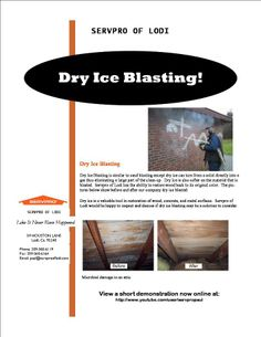 Dry ICe Blasting is a great option! Restore Wood, Dry Ice, Restoration, Engineering, Restoring Wood, Technology
