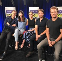 New pictures of the cast of Outlander at SDCC – Day 3 | Outlander Online