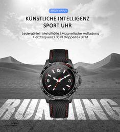 ace43fdde60b6 Mit wasserdichter Smartwatch fit und energiegeladen sein #healty  #fitnesstracker #smartwatch #watch #
