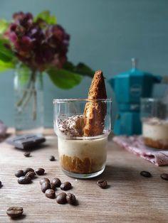 affogato & chocolate espresso biscotti